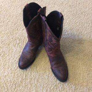 Men's Laredo Cowboy boots, size 10.5